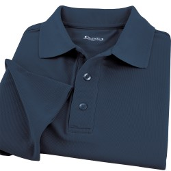 Men's Three-Button Polo